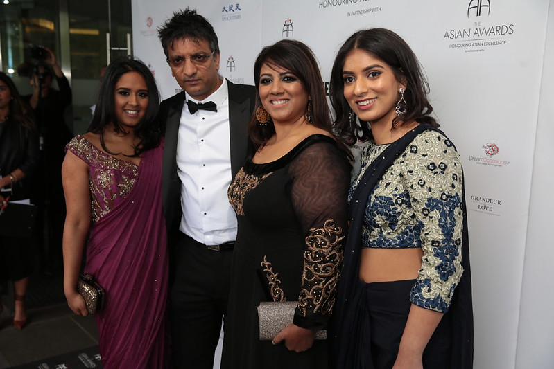 The 7th Asian Awards - Red Carpet