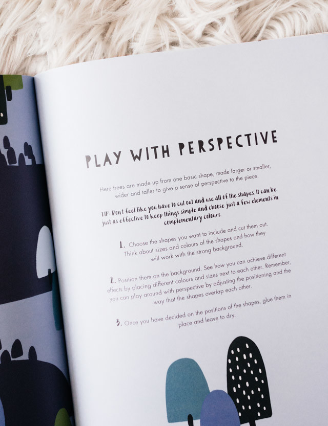 play with perspective - ophelia pang's interactive art book