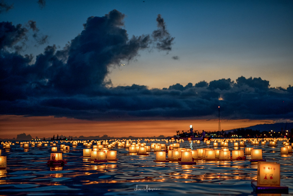 lantern floating hawaii ceremony memorial day 2017 00 flickr