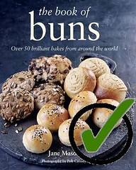 2. Jane Mason - The book of buns- Alles gebakken!