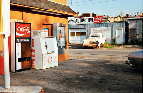 17f02 William Eggleston, Untitled, c. 1983-86, From the series The Democratic Forest, © Eggleston Artistic Trust
