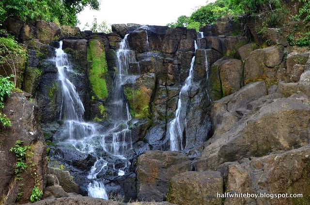 halfwhiteboy - talay falls, hidden falls, luisiana, laguna 01