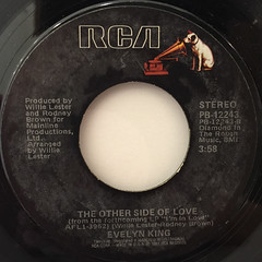 EVELIN KING:I'M IN LOVE(LABEL SIDE-B)