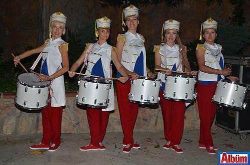 Alanya Rus Eğitim ve Kültür Derneği üyeleri