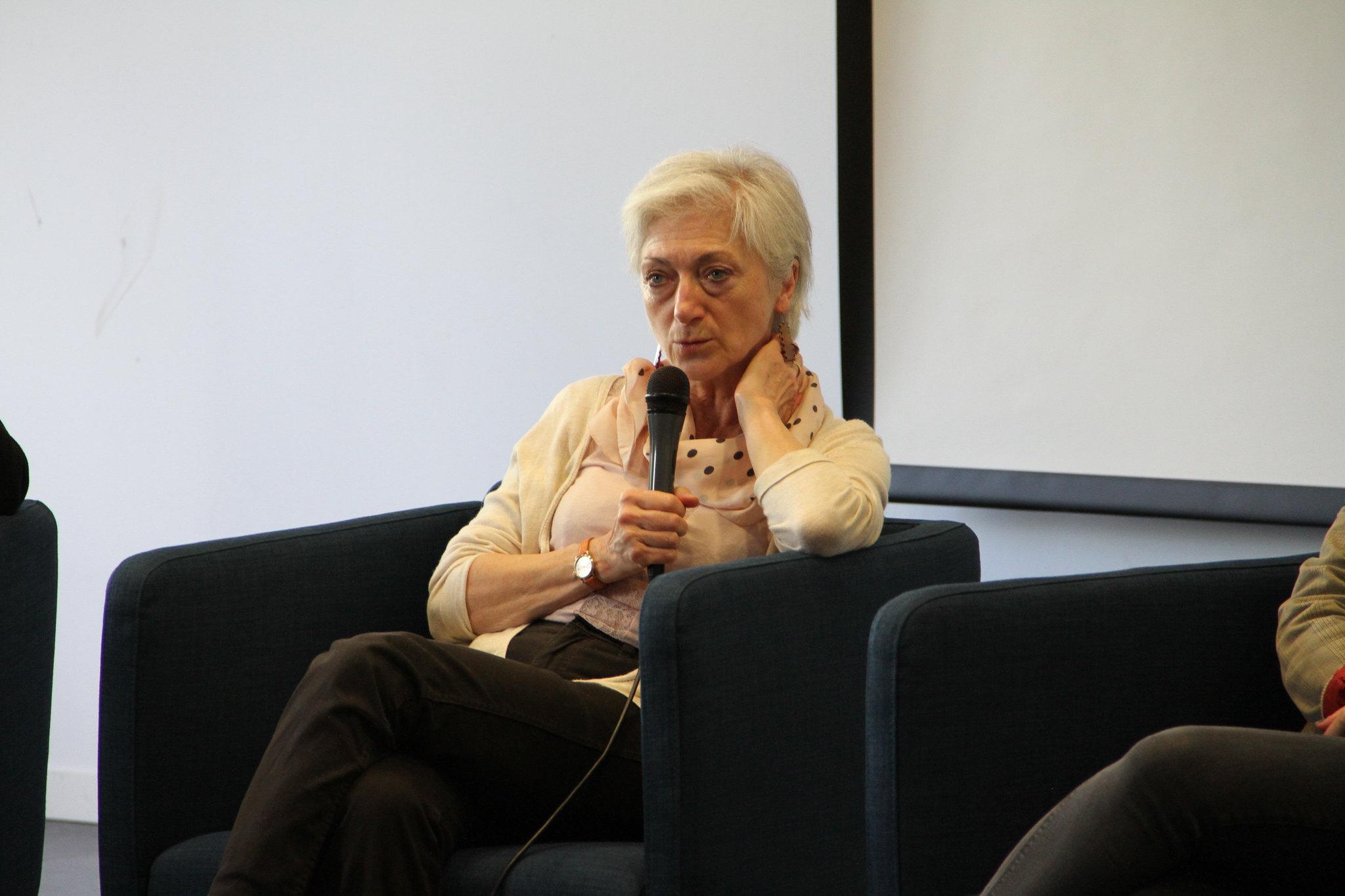Visite de l'auteure Sylvie Germain