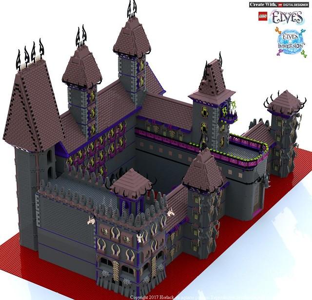 [MOC][LDD]Chateau de Ragana 34485939694_cf1e65bfa8_z