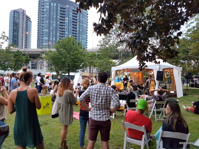 Taste of Toronto 2017 performances