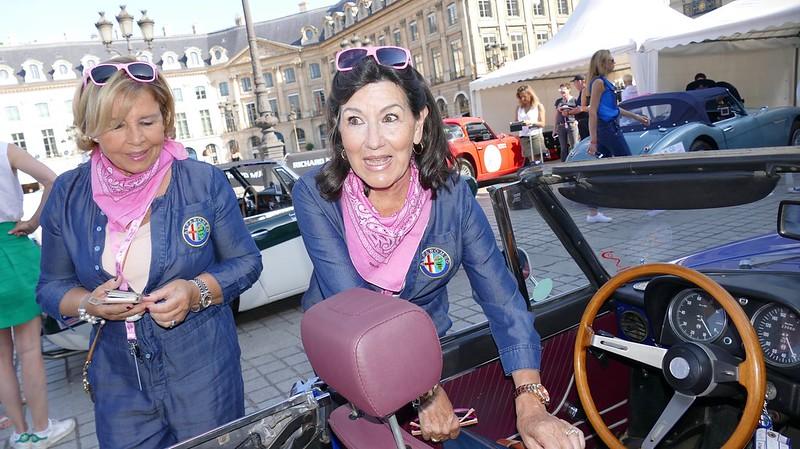 Photos Rallye des Princesses 2017 /  Départ de Roinvilliers 34550522260_de896d2d7d_c