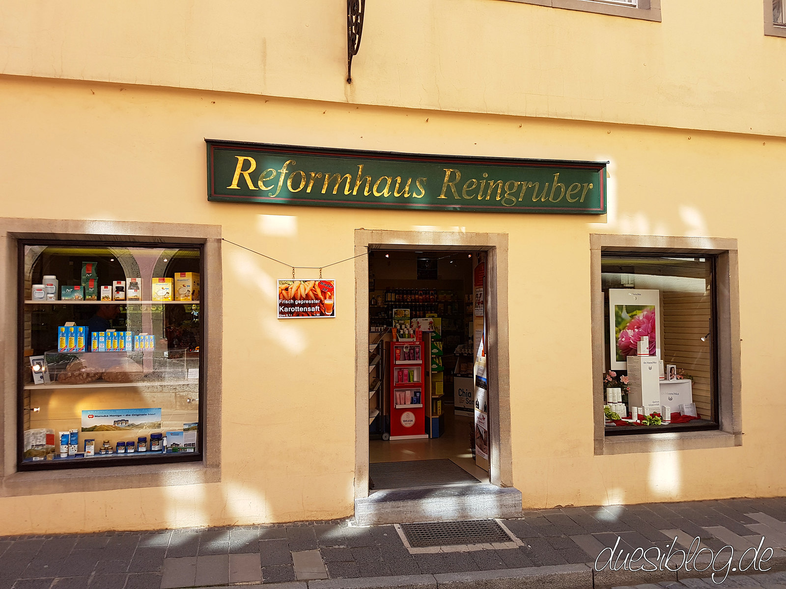 Rothenburg ob der Tauber vegan duesiblog 10