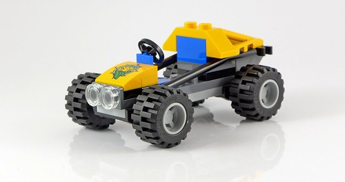LEGO City 60156 Jungle Buggy 03