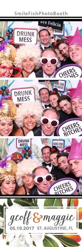 River House Events Wedding Photo Booth   St. Augustine, Florida