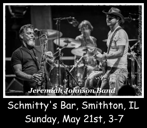 Jeremiah Johnson Band 5-21-17