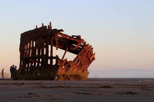 Peter Iredale 4