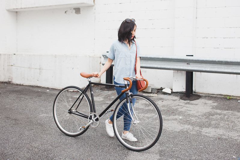 What to wear biking