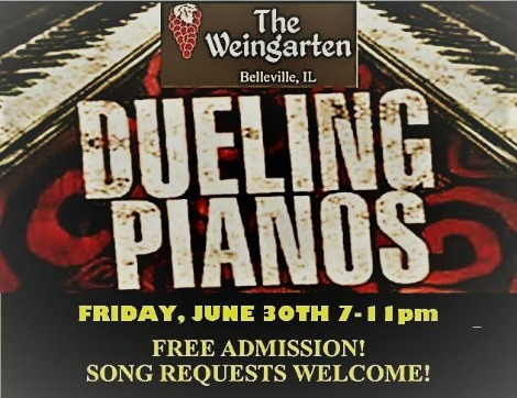 Dueling Pianos 6-30-17
