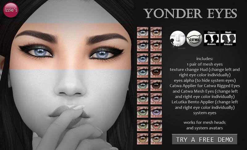Yonder Eyes (for Uber)