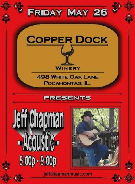 Jeff Chapman 5-26-17