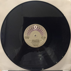 THE WONDER BAND:WHOLE LOTTA LOVE(RECORD SIDE-A)