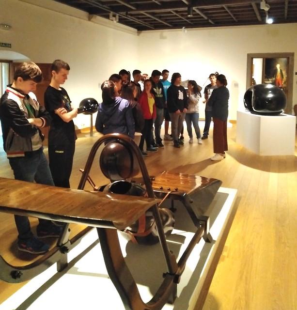 Museo Casa Natal de Jovellanos. 3º y 4º de ESO. Mayo 2017