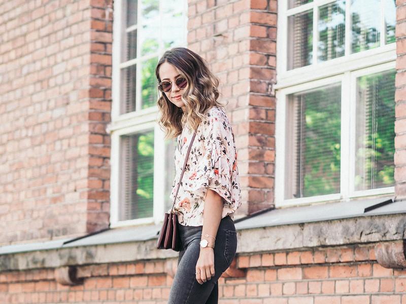 flower shirt zara celine bag summer (1 of 1)-3