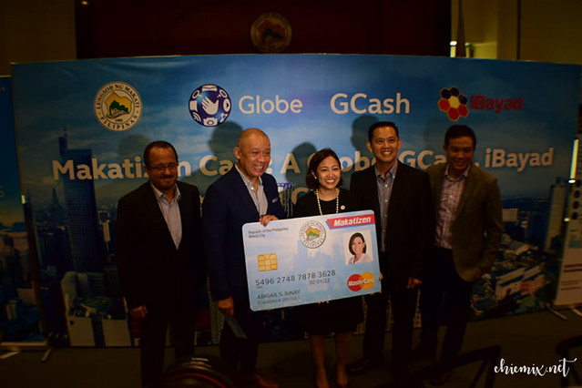 Makatizen Card by Globe Telecom
