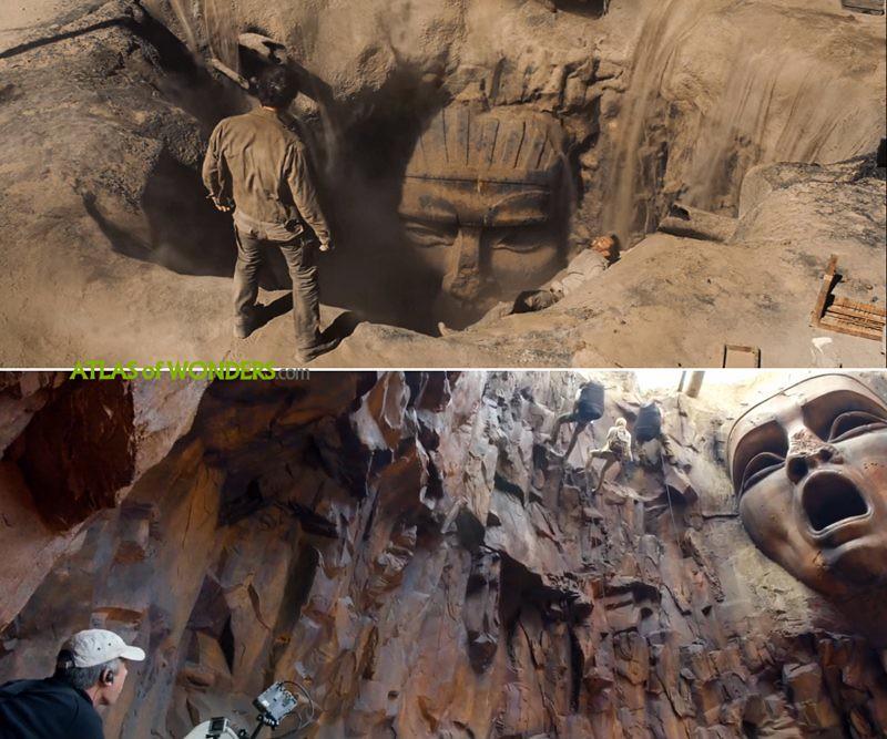 La momia desierto
