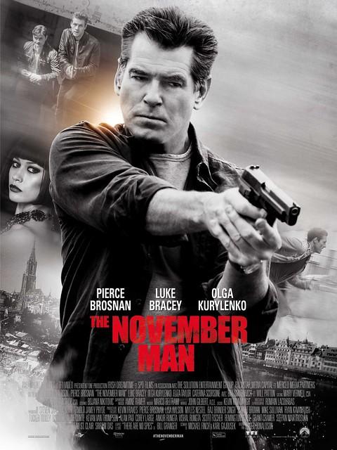 The November Man - Poster 5