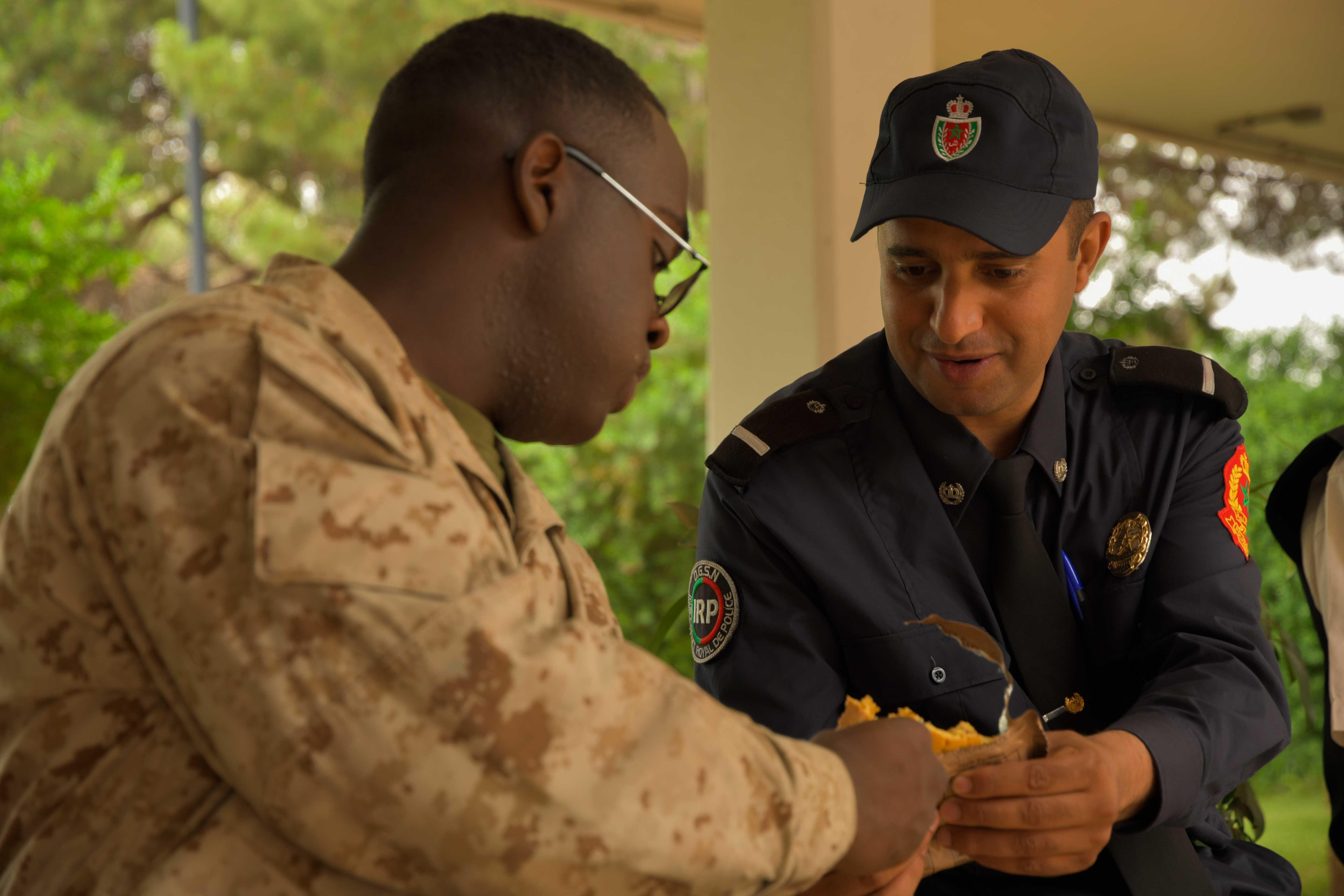 Moroccan Special Forces/Forces spéciales marocaines  :Videos et Photos : BCIJ, Gendarmerie Royale ,  - Page 11 35010132346_0dc01ddcf6_o