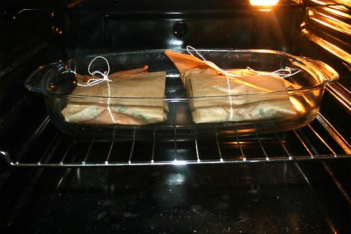 30 - Im Ofen garen / Poach in oven