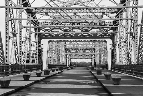 John Seigenthaler Pedestrian Bridge - Nashville