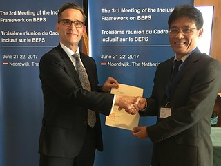 Vietnam joins the Inclusive Framework on BEPS
