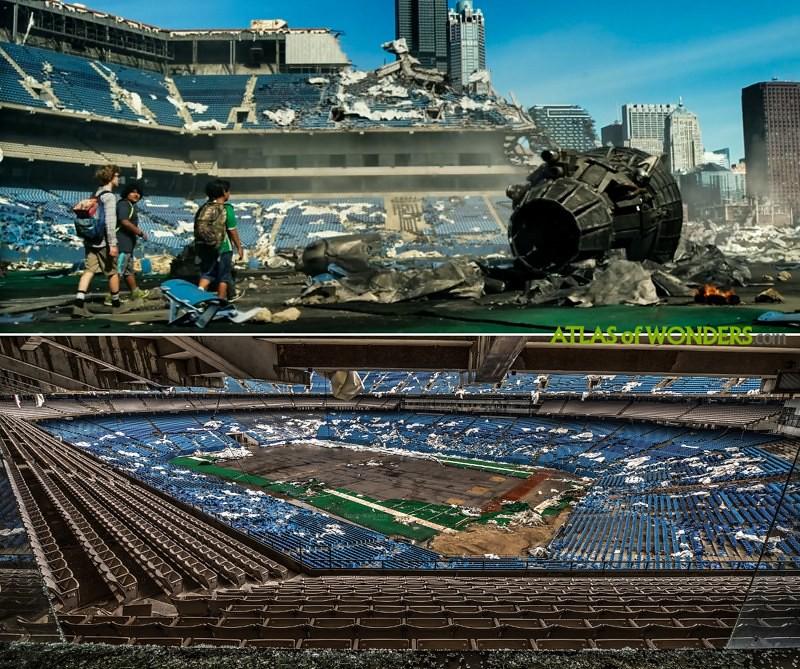 Estadio Transformers