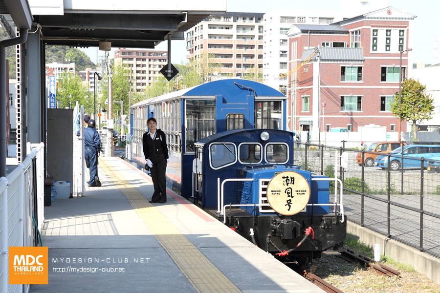 Mojiko Retro Train Shiokaze_06