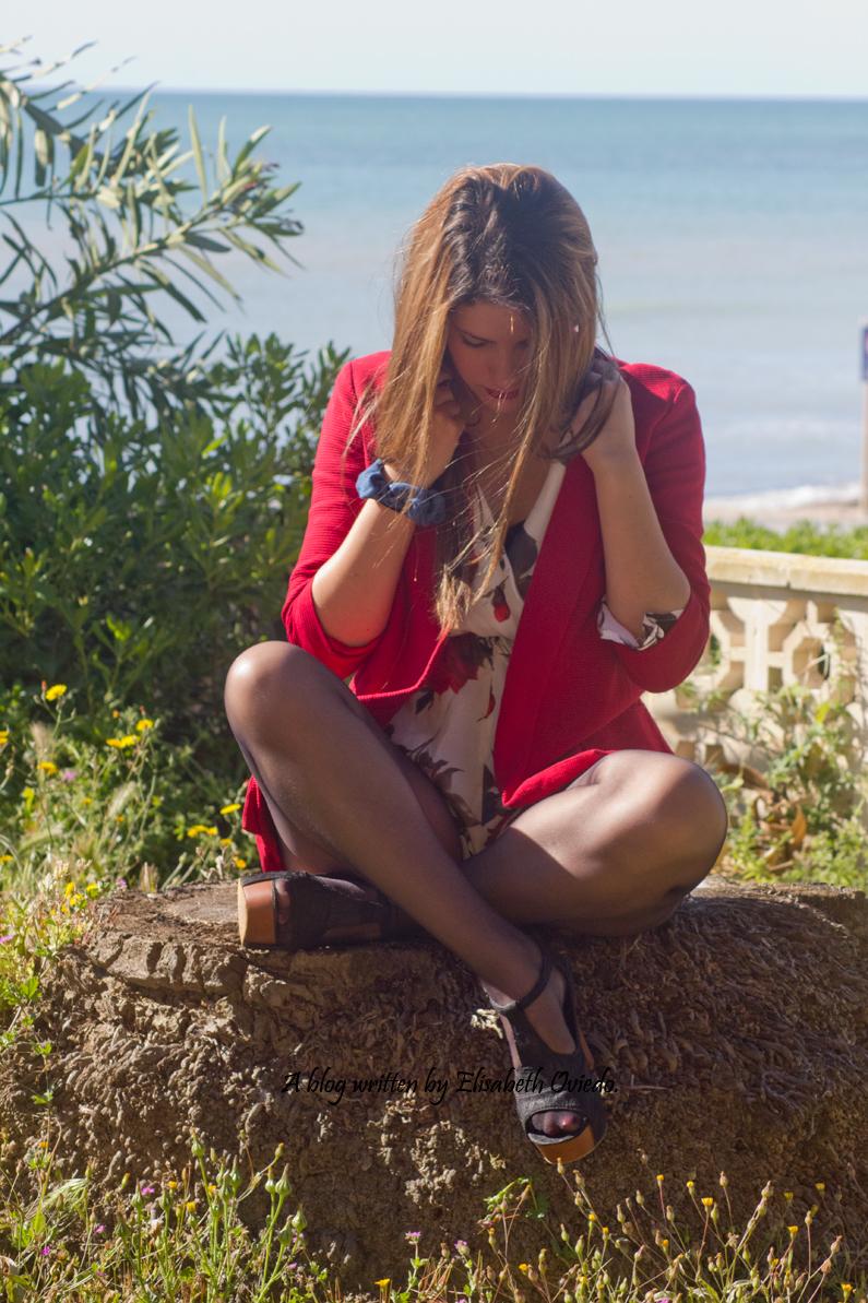 heelsandroses elisabeth oviedo blazer roja zara temporada primera verano (4)