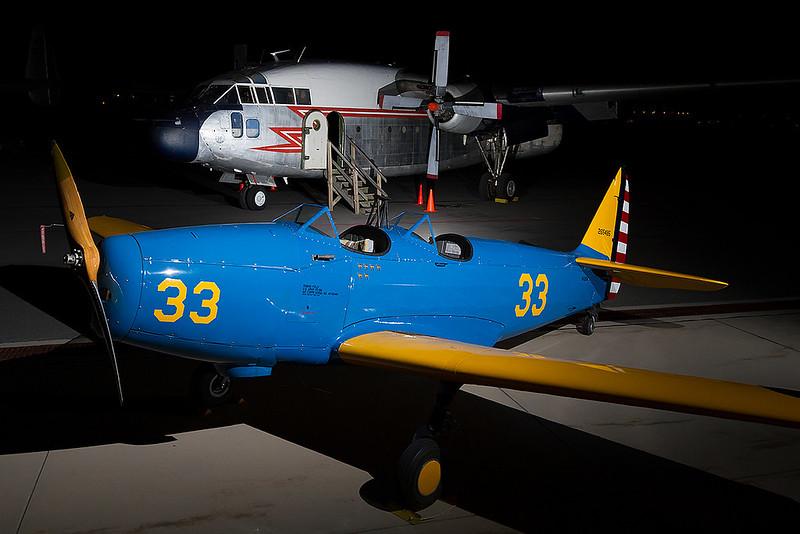 1943 Fairchild PT-19 #33 N52164