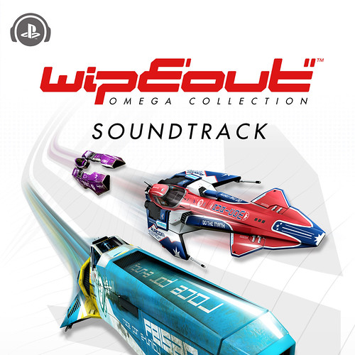 WipEout Omega Playlist