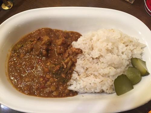 BERG 五穀米と十種野菜のカレー