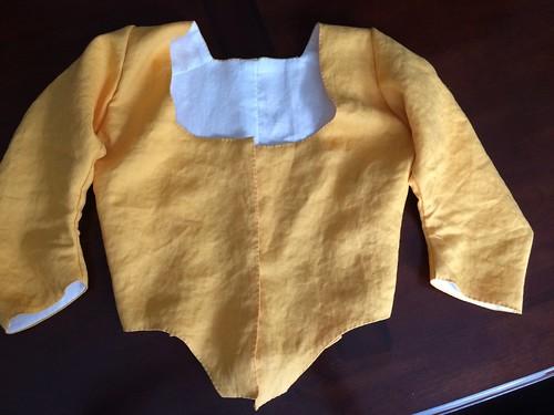 18th Century Linen Jacket