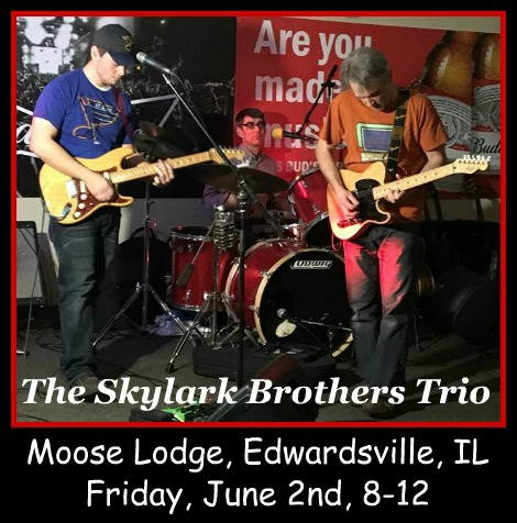 The Skylark Brothers Trio 6-2-17