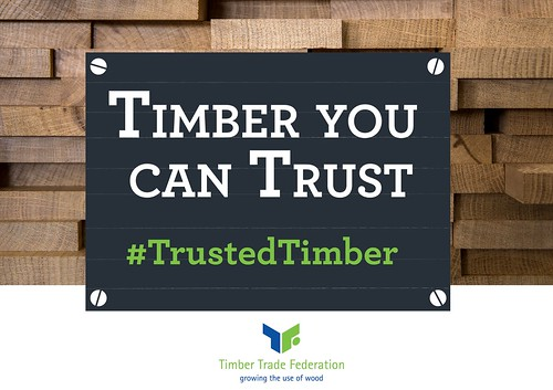 Timber You Can Trust Campaign