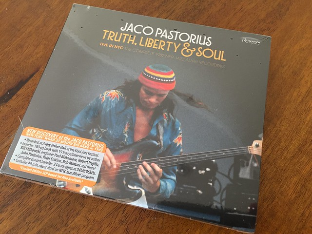 Jaco Pastorius - Truth. Liberty & Soul