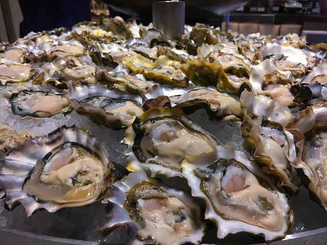 Lemon Garden Shangri-La - Oysters