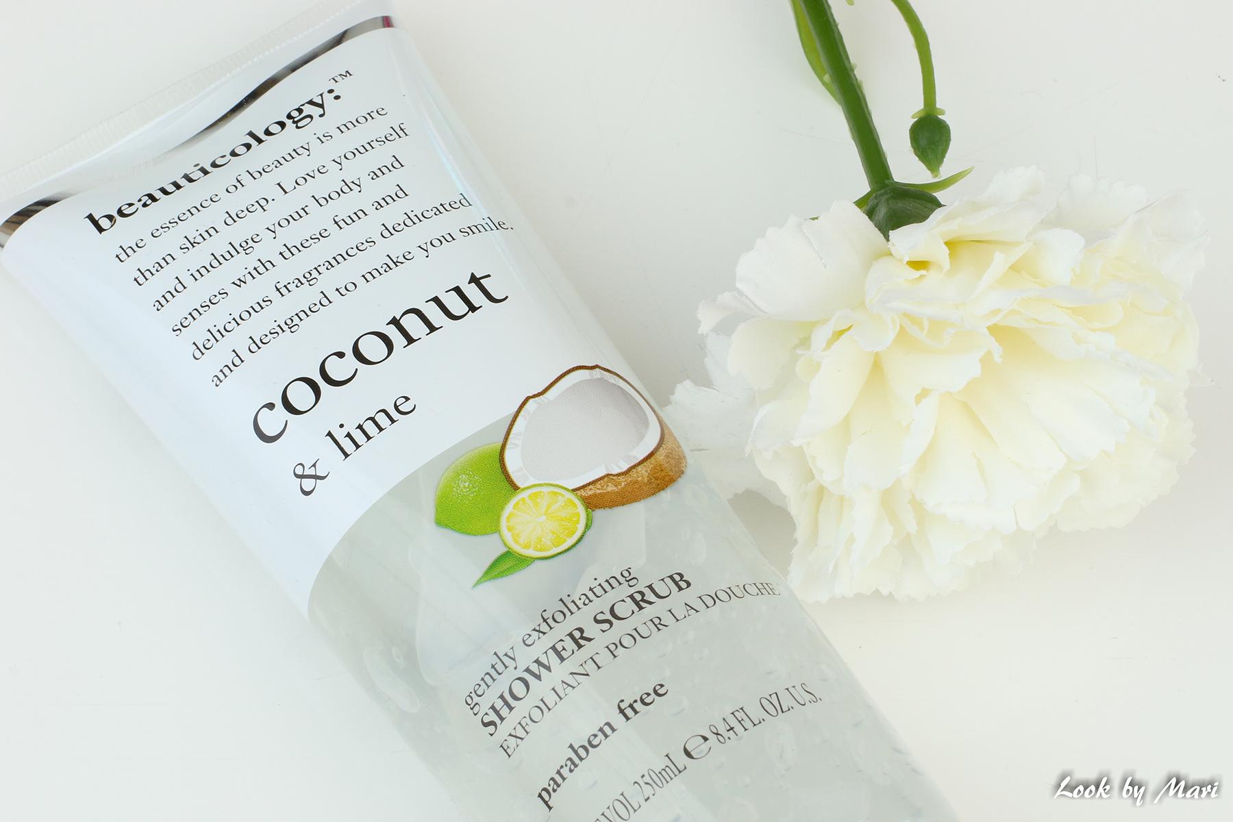 17 beauticolony coconut & lime shower scrub vartalonkuorinta kokemuksia tuoksu oletkaunis.fi