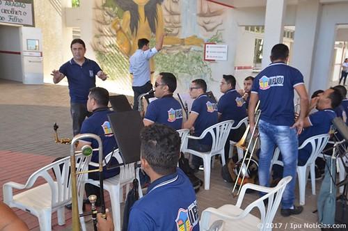 Caravana da Educação - Ministro do STM José Barroso Filho