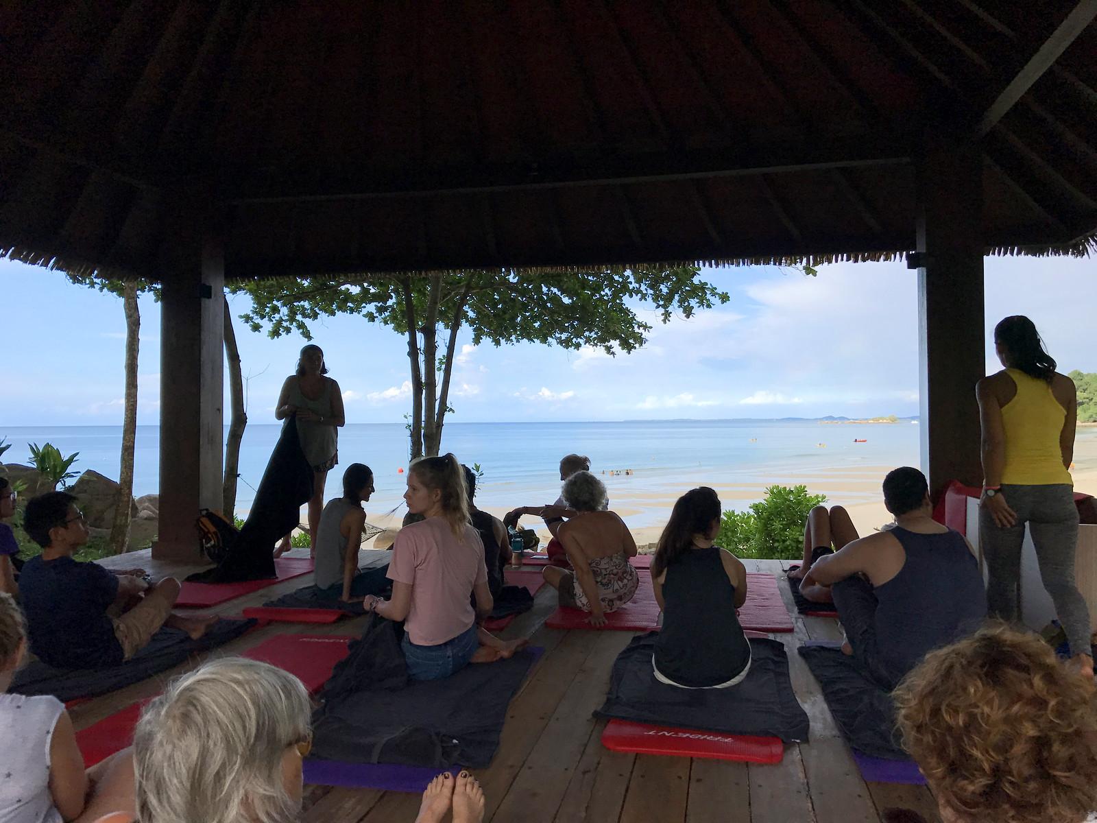 body and soul meditation class
