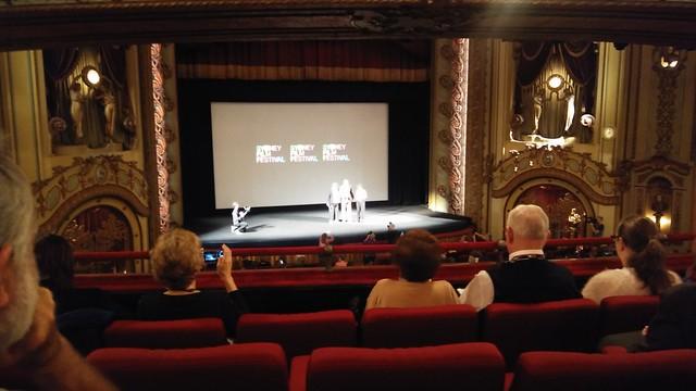 Vanessa Redgrave at State Theatre