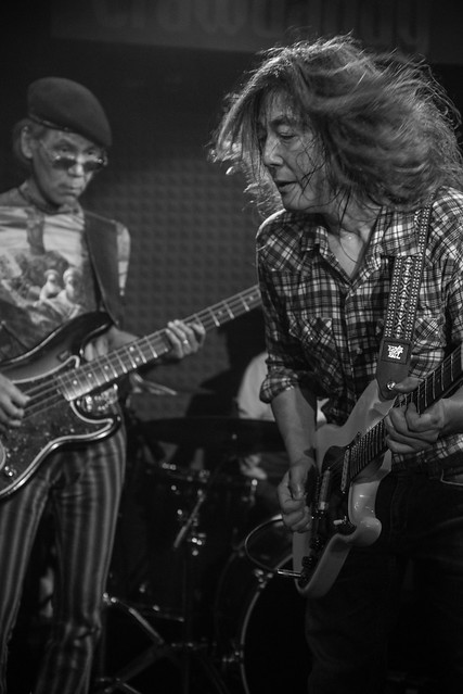 O.E. Gallagher live at Crawdaddy Club, Tokyo, 17 Jun 2017 -00471