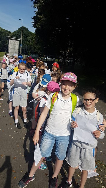 3rd Class trip to St.Anne's Park