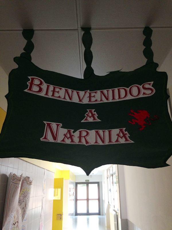 Bienvenidos a Narnia