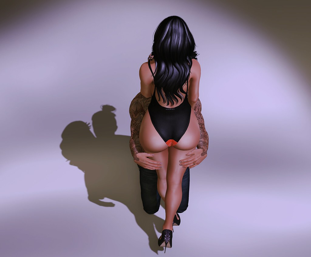 Hera poses
